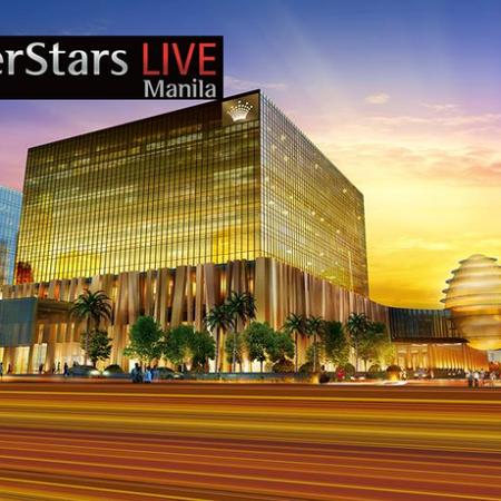 PokerStars открыли живую комнату на Филиппинах