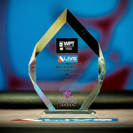 WPT & Live Events Кипр (Monster Stacks). День 2