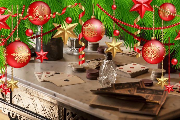 Что подарить покеристу на Новый год?