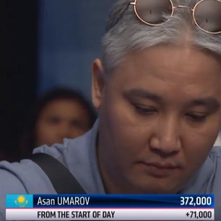 Асан Умаров в 4-ом дне Главного турнира EPT Grand Final 2016. Прямая трансляция