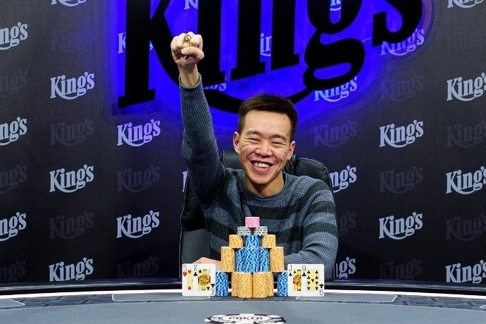 Вадим Ким — чемпион WSOPC 2016 Розвадов