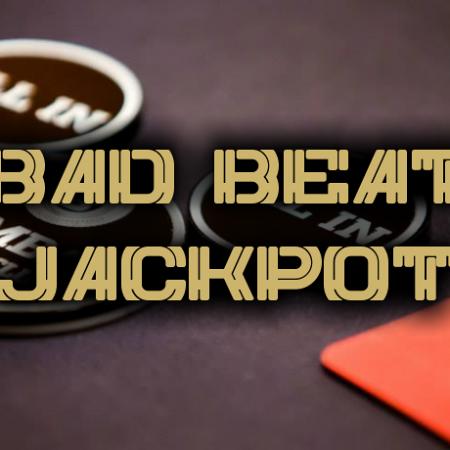 Bad Beat Jackpot в Покерном клубе «Бомбей»