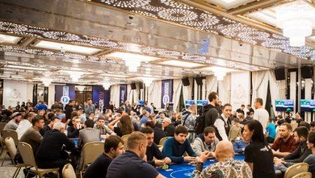 EAPT Sochi Casino & Resort: январь'17. День 1