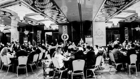 EAPT Sochi Casino & Resort: январь'17. День 5