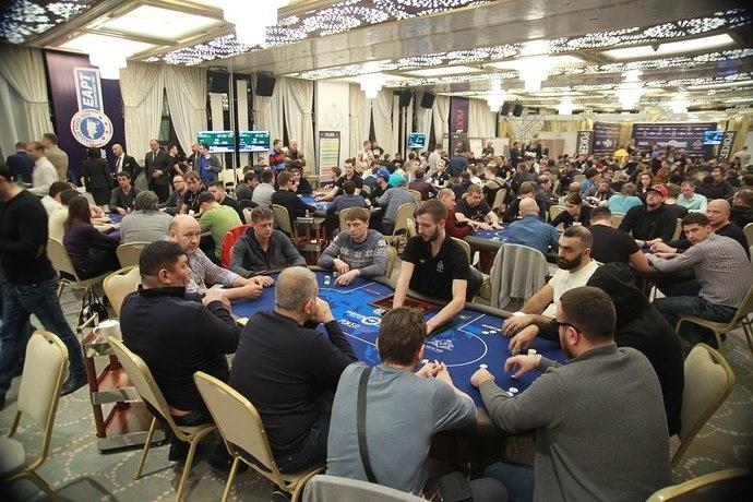 EAPT Sochi Casino & Resort: январь'17. День 8