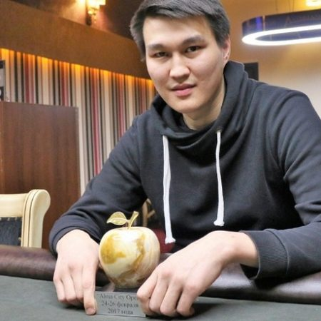 Результаты Alma City Open III