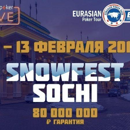 EAPT Snowfest: как добраться, где жить
