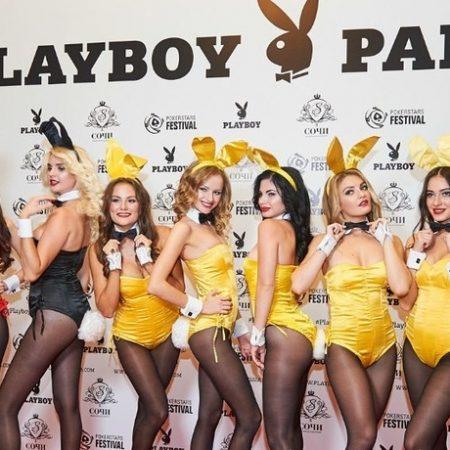 Playboy Party на EPT Сочи