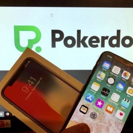 История одного iPhone X от Pokerdom