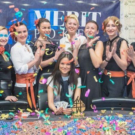 Светлана «Shinlana» выиграла Главное событие за $2,200 Merit Poker