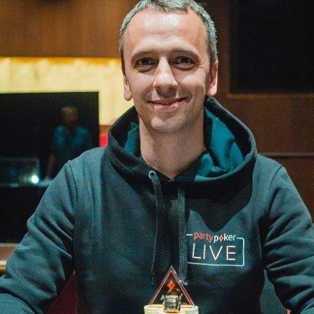 WSOP Curcuit Russia: май '18. День 6