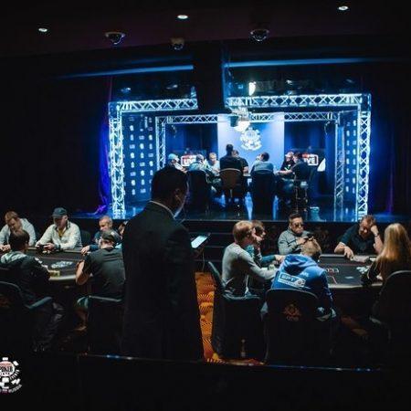 WSOP Curcuit Russia: май '18. День 8