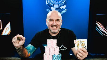 WSOP Curcuit Russia: май '18. День 10