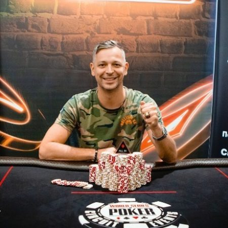 WSOP Curcuit Russia: май '18. День 11