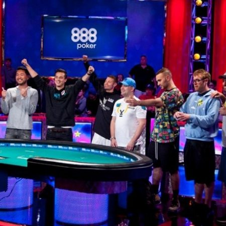 Main Event WSOP 2018. День 7