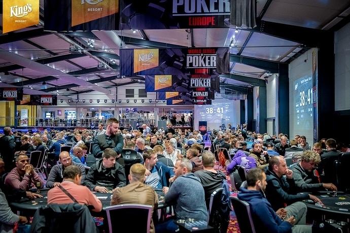 WSOP Circuit Розвадов: Главное событие — Дни 1А и 1В