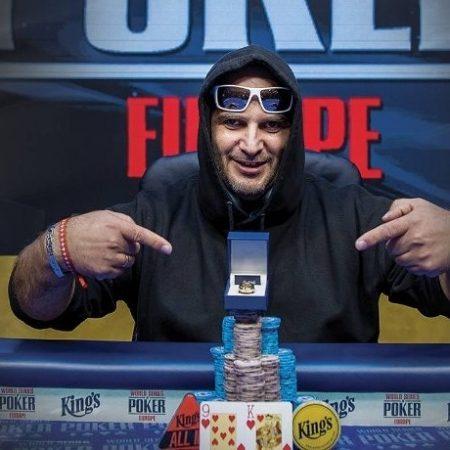 WSOP Circuit Розвадов: Главное событие – День 3 (финал)