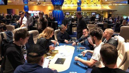 WSOP Europe: Бодяковский и Трояновский в финальном дне €25,500 High Roller