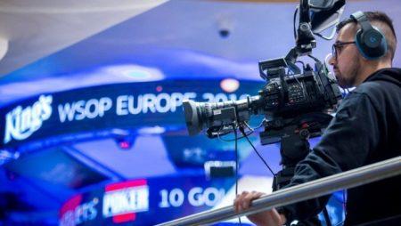 WSOP Europe: €10,350 Main Event. День 3