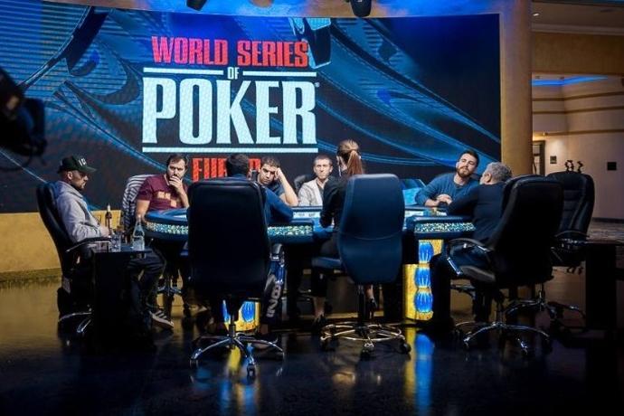 WSOP Europe: €10,350 Main Event. День 4