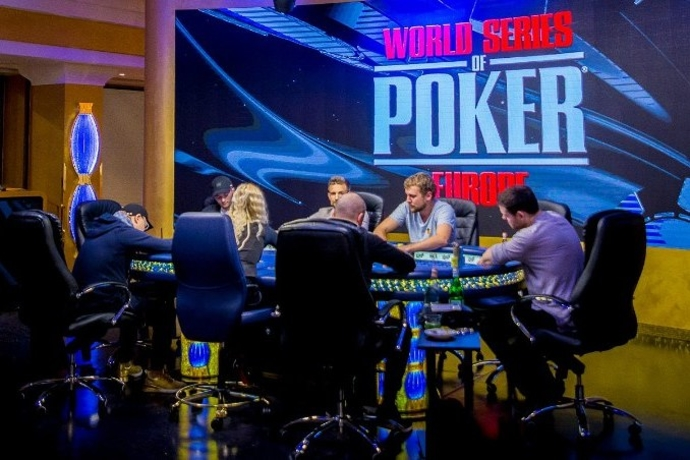 WSOP Europe: €10,350 Main Event. День 5