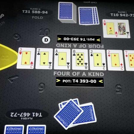 Покерный клуб «Asia» радует своих гостей каждодневными бонусами!