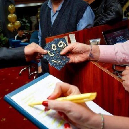 """Субботние розыгрыши 250,000 тенге в """"Золотом Драконе"""""""