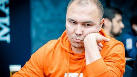 Дархан занял 3 место в Хайроллере на Pokerdom Anniversary Festival ($16К)