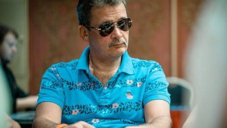 Андрей занял 3 место в Хайроллере на EAPT Черногория (€11К)