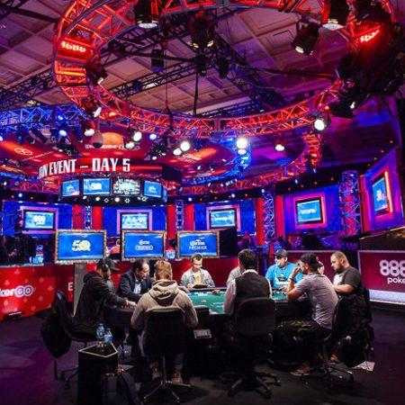 Трансляции Главного события WSOP 2019 (Доступна запись)