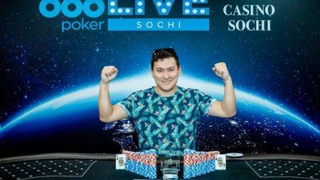 Айвар выиграл Super Bounty 888poker LIVE Sochi ($3,2К+КО)