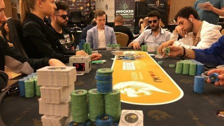 Golden Poker Million: ноябрь-декабрь'19. День 10
