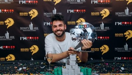 Golden Poker Million: ноябрь-декабрь'19. День 11