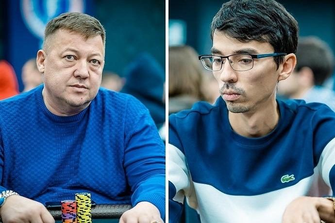 Алмат и Евгений на финальных столах EAPT Grand Final