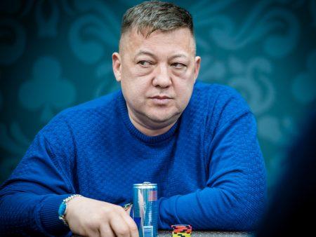 Алмат занял 2 место в баунти-турнире SPF: Зима ($2,5К+)