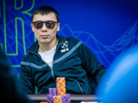 Ернат занял 3 место в Главном турнире SPF: Зима ($18,5К)