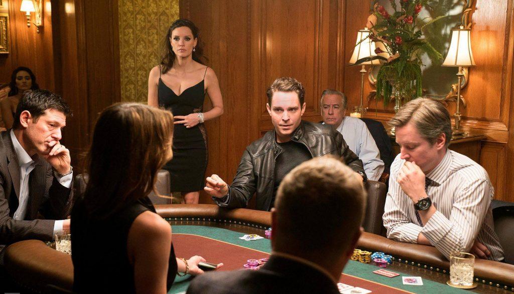 Кеш покер