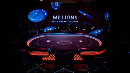 Трансляции MILLIONS Super High Roller Series Sochi 2020