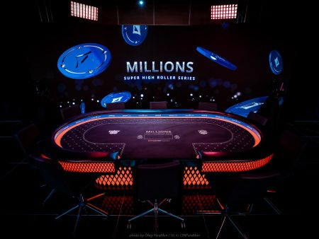 Трансляции MILLIONS Super High Roller Series Sochi 2020