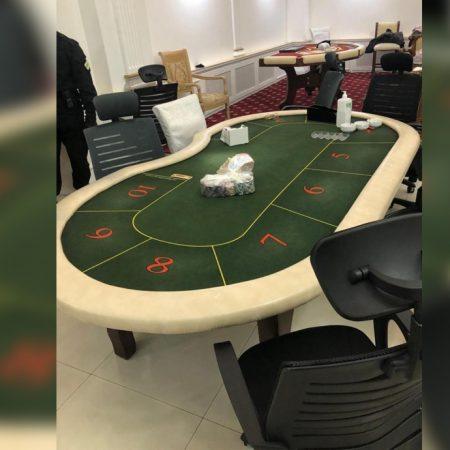 В центре Алматы накрыли подпольное казино с покером