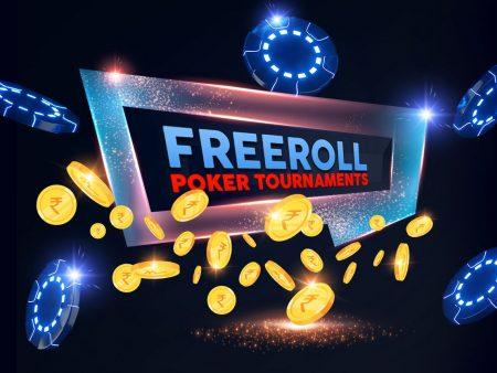 Что такое фриролл в покере