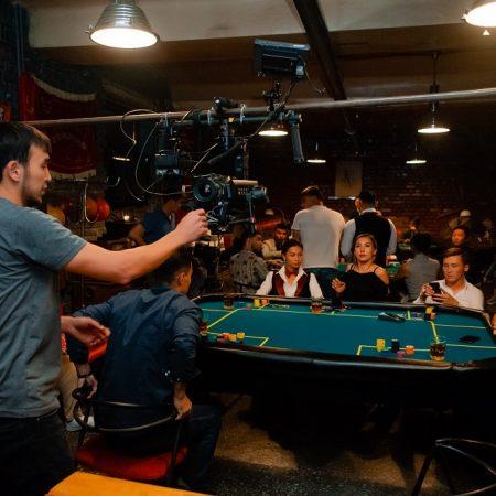 «All in»: В Казахстане снимают фильм о покере