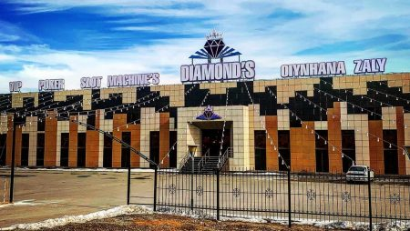 Покерный клуб «Diamond's»