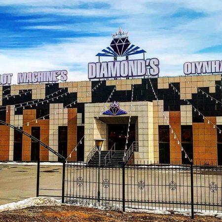Турнирная сетка ПК «Diamond's» на март