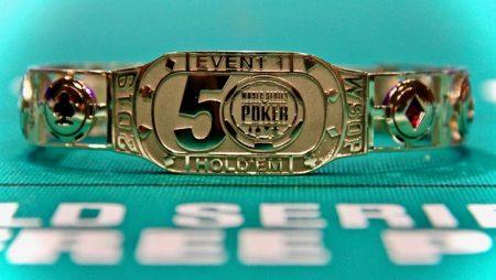 WSOP Online: 54 браслета и $60,000,000 гарантия