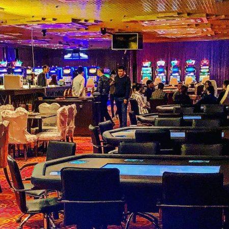 Покерный клуб Diamond's открыт после карантина