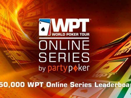 Трансляции WPT Online
