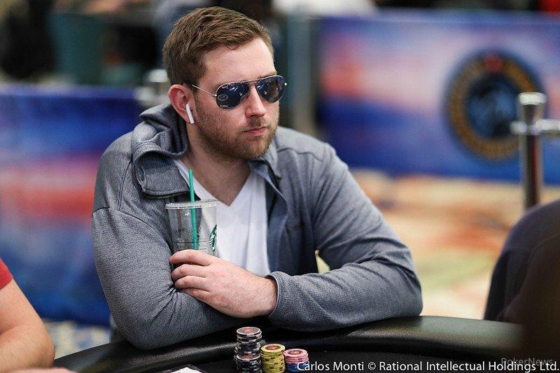 Connor Drinan WSOP Online