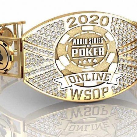 Данияр на финальном столе WSOP Online. Прямая трансляция
